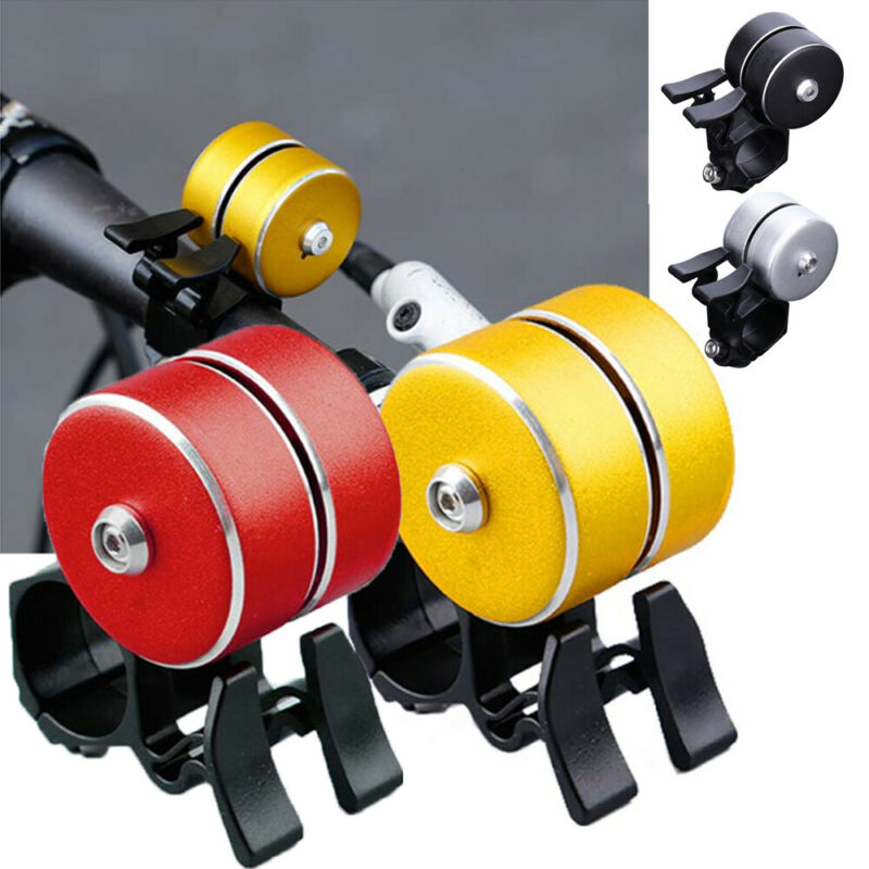 Classic Bike Bicycle Bell Cycling Handlebar Mini Lound Horn Ring Alarm