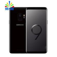 Samsung-teléfono inteligente Galaxy S9 G960U, móvil renovado y desbloqueado, Qualcomm 845, 4GB + 64GB, pantalla de 5,8 pulgadas