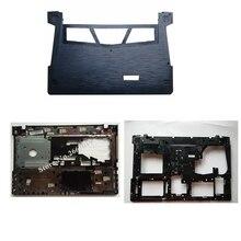 Б/у нижняя базовая Крышка для ноутбука lenovo Ideapad Y500 Y510 Y510P Упор для рук верхний чехол без сенсорной панели AP0RR00050