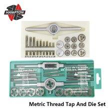 La chiave per rubinetti a spina M1.0 M12 per punte da trapano a vite in acciaio legato