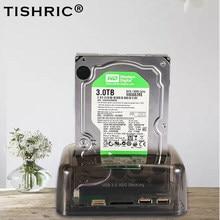 TISHRIC stacja dokująca HDD USB 3.0 2.5