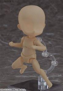 Image 5 - 1pcs יפני אנימה בובת ילד האבטיפוס ילדה האבטיפוס תינוק Bodykun Bodychan שרף אוסף 1/6 PVC איור פעולה דגם צעצועים