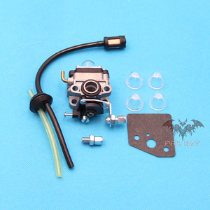 Первоклассные лампы + карбюратор для Walbro WYL-229 WYL-229-1 753-05251 753-1225 Troy-bilt MTD Shindaiwa String Trimmer Carb PRO BAT