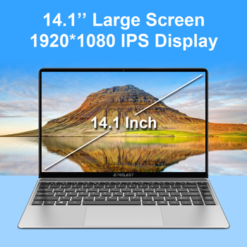 "Teclast F7S 14.1"" Laptop Notebook 8GB RAM 128GB ROM Laptops Intel Apollo Lake Dual Wifi Computer 1920x1080 IPS Windows 10 3"