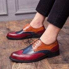 2020 hommes Oxford chaussures pointu affaires serpent chaussures pour hommes gland mocassins en caoutchouc bas en plein air chaussures plates hommes chaussures de mariage