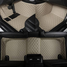 цена на no odor full surrounded Special car floor mats wear-resisting non-slip carpets waterproof rugs for FordMondeo