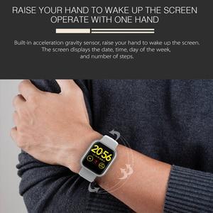 Image 5 - 2020 ساعة ذكية الرجال النساء معدل ضربات القلب 15 أيام الاستعداد مقاوم للماء Smartwatch آيفون أندرويد PK Iwo13 12 9 8 الساعات الذكية