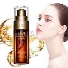 NEW Anti Wrinkle Face Serum Hyaluronic Acid Ginseng Vitaminis Collagen Pore Minimizer Moisturizing Firm Aging Skin Care
