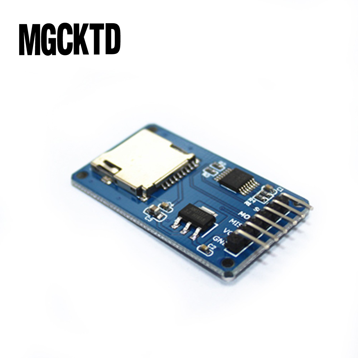 20 teile/los Micro SD karte mini TF kartenleser modul SPI schnittstellen mit level-converter chip für arduino