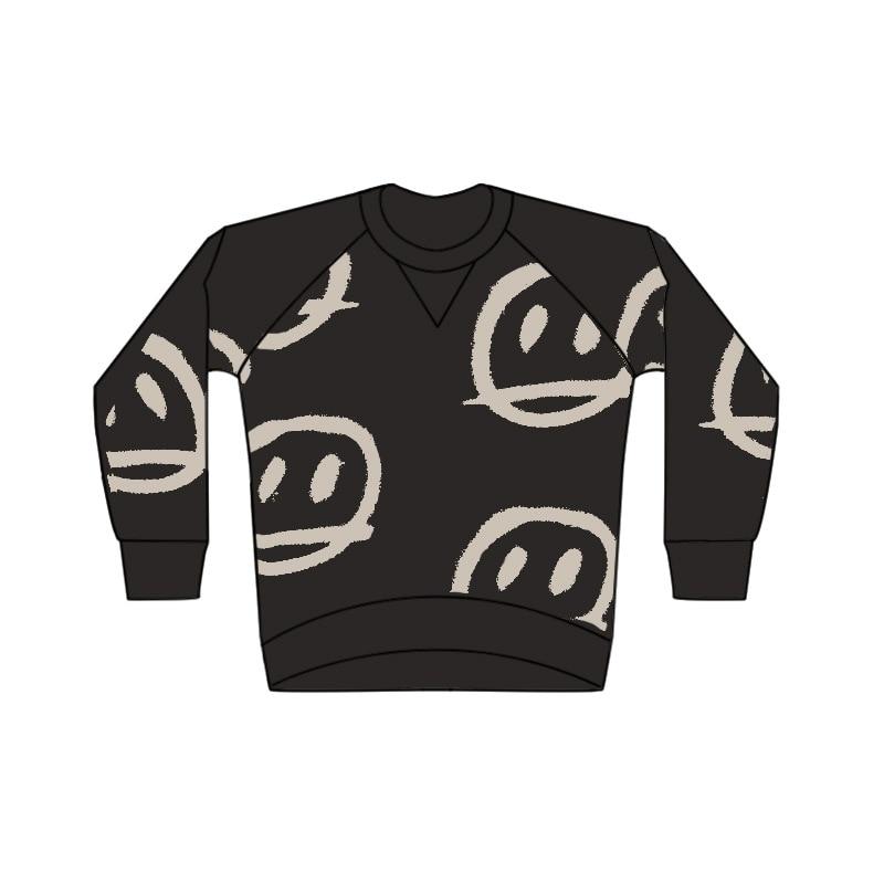 Kids T Shirts 2021 New Spring Summer NX Brand Design Boys Girls Skull Print Long Sleeve Top Baby Children Cotton Fashion Clothes 4