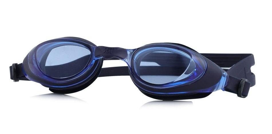 361 óculos de natação adulto crianças lente