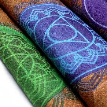 tapis de yoga éco résponsable