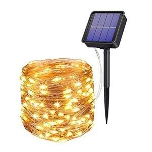 Solar Light String 300Led Larg