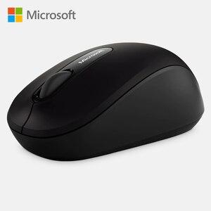 Image 1 - مايكروسوفت بلوتوث ماوس المحمول 3600 ماوس بلوتوث مع 1000 ديسيبل متوحد الخواص FPS 4K BlueTrack الألعاب فأرة للكمبيوتر ألعاب الماوس