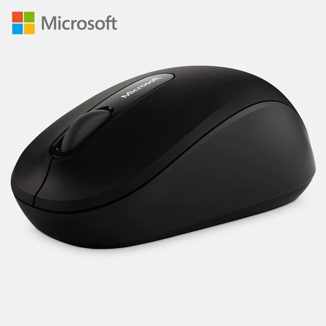 مايكروسوفت بلوتوث ماوس المحمول 3600 ماوس بلوتوث مع 1000 ديسيبل متوحد الخواص FPS 4K BlueTrack الألعاب فأرة للكمبيوتر ألعاب الماوس