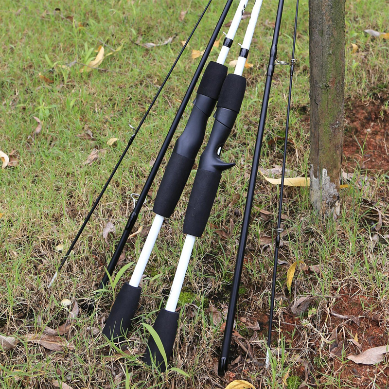 Sougayilang 3 Sections Carbon Fishing Rod  5