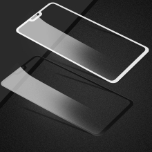 9D Full Cover Tempered glass FOR huawei  2018 Y5 Y6 2019 Protective Glass For screen cover film