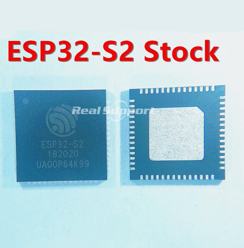 ESP32-S2 Highly-integrated Low-power 2.4 GHz Wi-Fi System-on-Chip Solution RF Performance Wearable Electronics And Smart Home