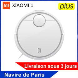 Xiaomi MIJIA robot vacuum cleaner Smart Plan type Robotic with Wifi App and Auto Charge for home LDS Scan Sweeping