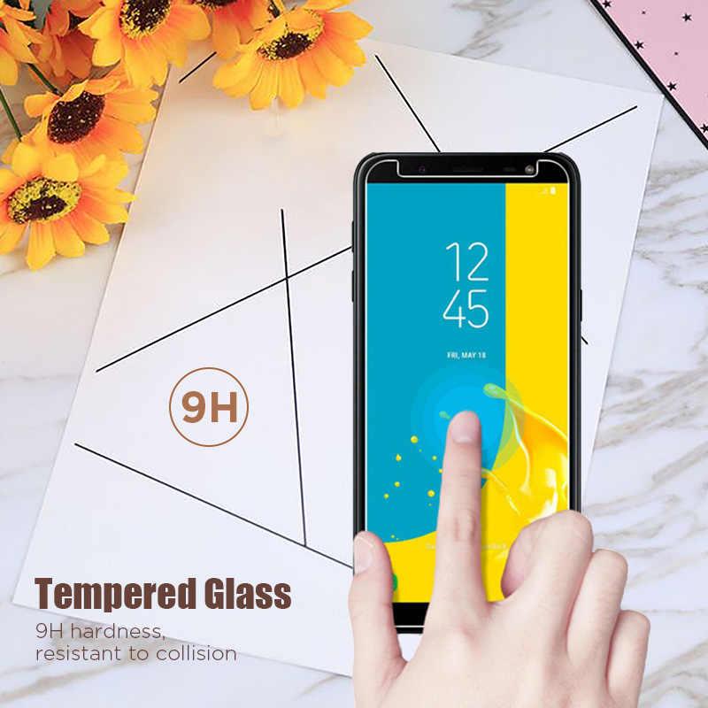HD الهاتف الذكي زجاج واقي ل A10 A20 A30 A40 A50 A60 A70 A80 A90 الزجاج المقسى ل A8 زائد 2018 A9 A90 5G