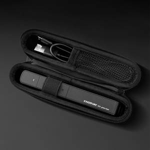 Image 5 - Knorvay حقيبة حمل واقية بسحاب مقدم لاسلكي
