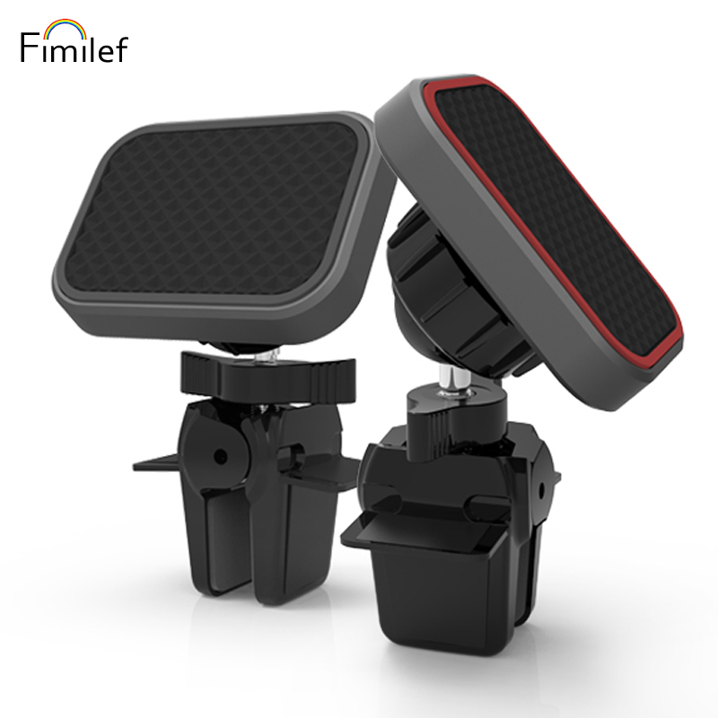 Fimilef Car Phone Vents Magnetic Phone Stand Universal Mobile Smartphone Stand Magnetic Stand For IPhone Xs Max X