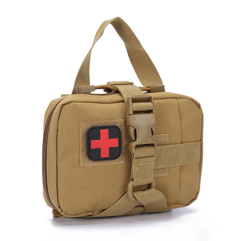 New Outdoor Medical Waist Bag Portable Medicine Tactical Storage Pouch Holder Carrier Travel Accessories