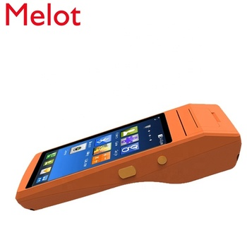 hot sale  NFC Fingerprint 5.5 Inch 4G Touch Screens Mobile Handheld Pos Terminal Android недорого