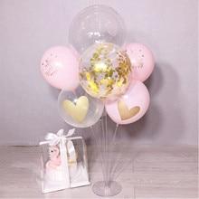 Column Balloon-Stick Decoration-Supplies Birthday-Balloons-Holder Confetti Wedding Party