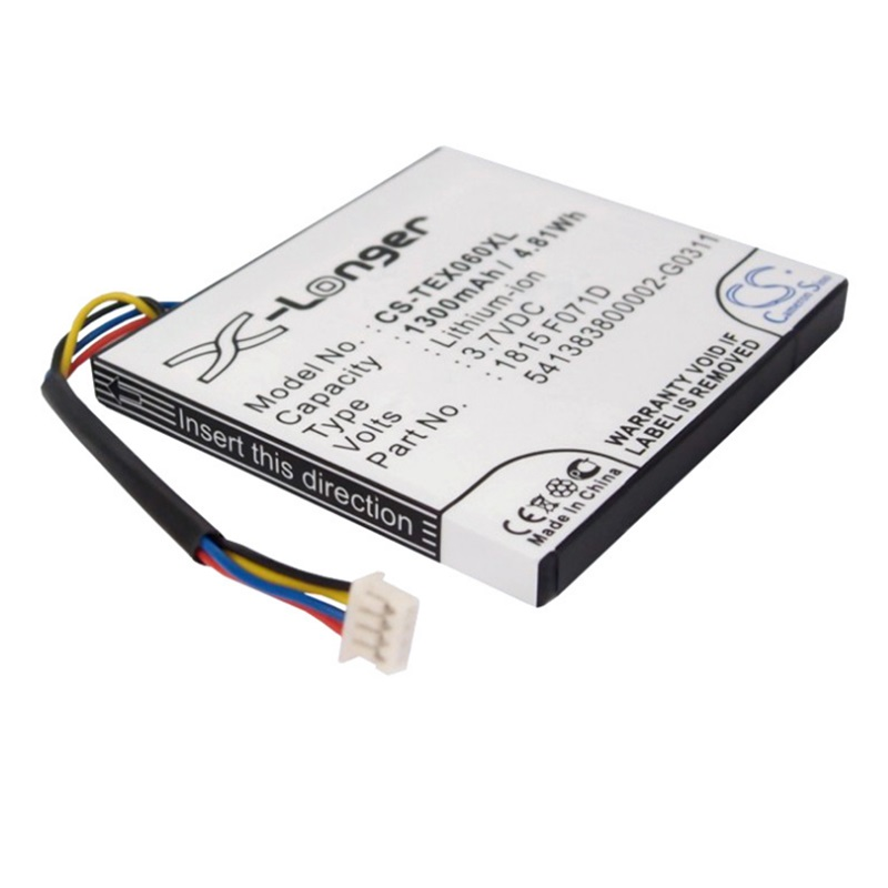 New Battery For Texas Instruments TI-Nspire CX,Touchpad,CAS,N2/AC/2L1/A,TI-84 Plus C Silver Edition 3.7V Li-Ion 1300mAh