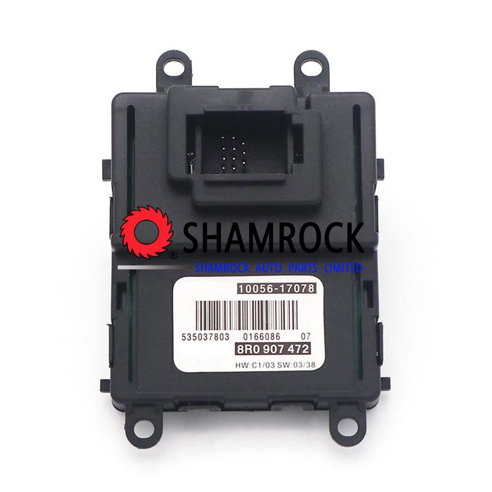Модуль блоков управления для ксеноновых светодиодных фар DRL OEM 8R0907472 8R0907472B 8R0907472D для 2009 2010 2011 2012 Aaudi Q5 11 контактов