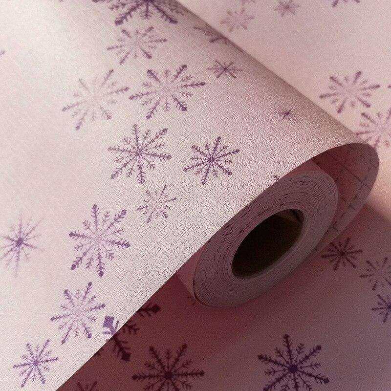3D noël décoration imperméable flocons de neige papier peint autocollant mural autocollant décor à la maison enfants chambre décoration revêtements