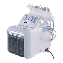 6 in 1 Oxygen Facial Pore Vaccum Water Jet Peel Skin Dermabrasion Machine