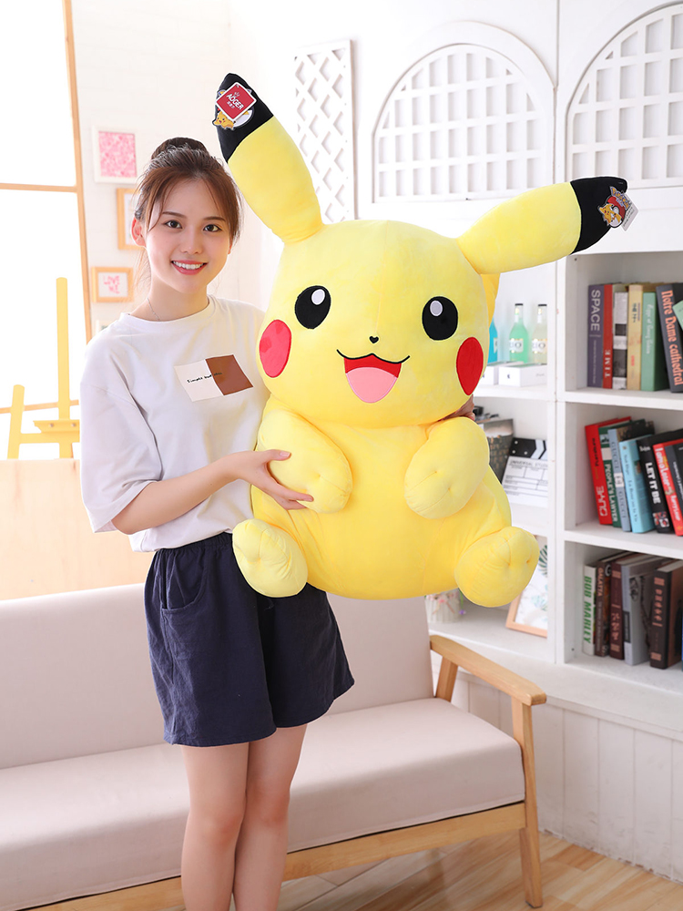 Pikachu Stuffed Animal Big, Best Top Plush Toy Pikachu Big Ideas And Get Free Shipping A401