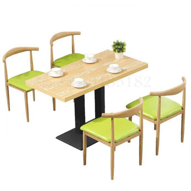 Cafe Shop Chair 1