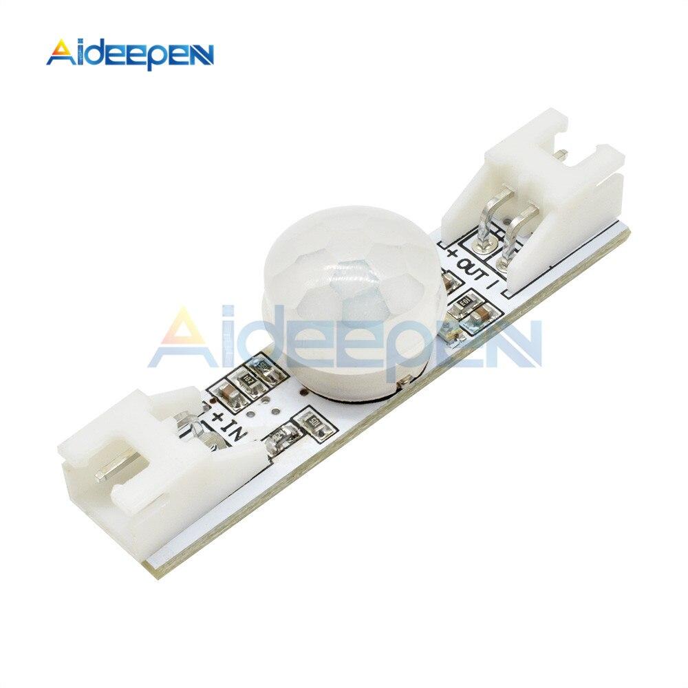 TDL-1036 Mini Sensor Detektor Schalter DC 5-36V LED PIR IR Infrarot Motion Sensor Automatische Beleuchtung Schalter Licht control Modul