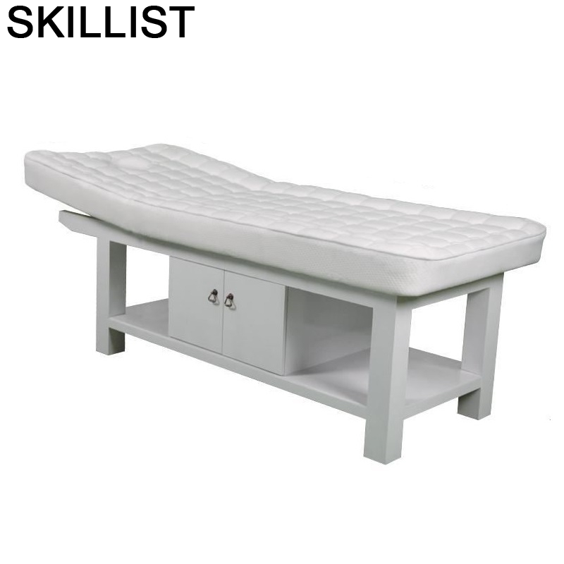 De Massagem Cama Para Silla Masajeadora Tempat Tidur Lipat Pedicure Salon Table Camilla Masaje Plegable Chair Massage Bed
