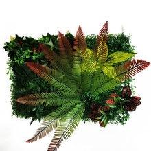 Искусственные растения лужайка цветок стена панель фон растение