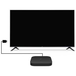 Image 3 - Xiaomi Mi TV Box S mit Globale Version 4K HDR Android 8,1 2G 8G WIFI Google Cast netflix Smart Set top Box 4 Multi Media Player