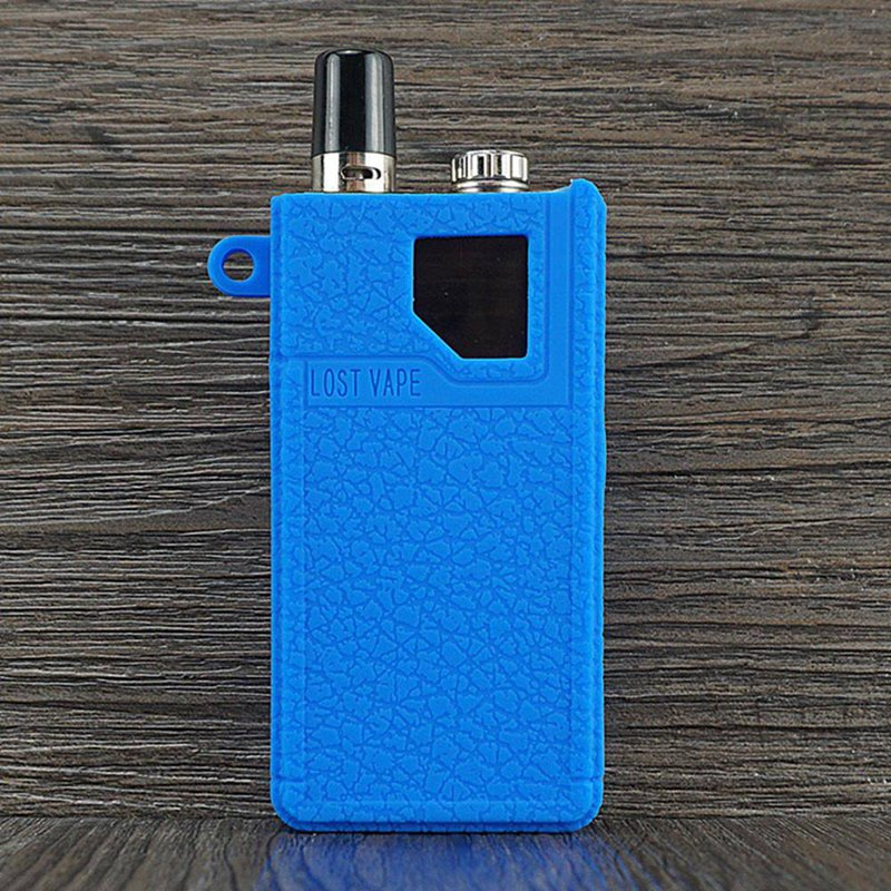 Case For Lost Vape Orion Q Universal Protective Silicone Rubber Sleeve Cover Shield Wrap