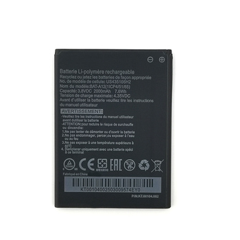 100% Original 2000mAh BAT-A12 Battery For Acer Liquid Z520 Phone In Stock High Quality +Tracking Code image