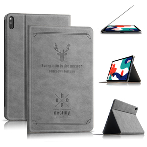 Cover Case for Huawei MatePad 10.4 Inch 2020 BAH3-W09 BAH3-AL00 PU Leather Case for Huawei Mate Pad 10.4 + Film Pen