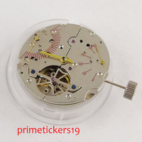 New classic  power reserve sea gull ST2505 automatic mechanical date movement