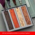 Сувенирный подарок для женщин  учительского дворца  музея литературы и искусства  закладки из твердой древесины  китайский стиль  индивидуа...