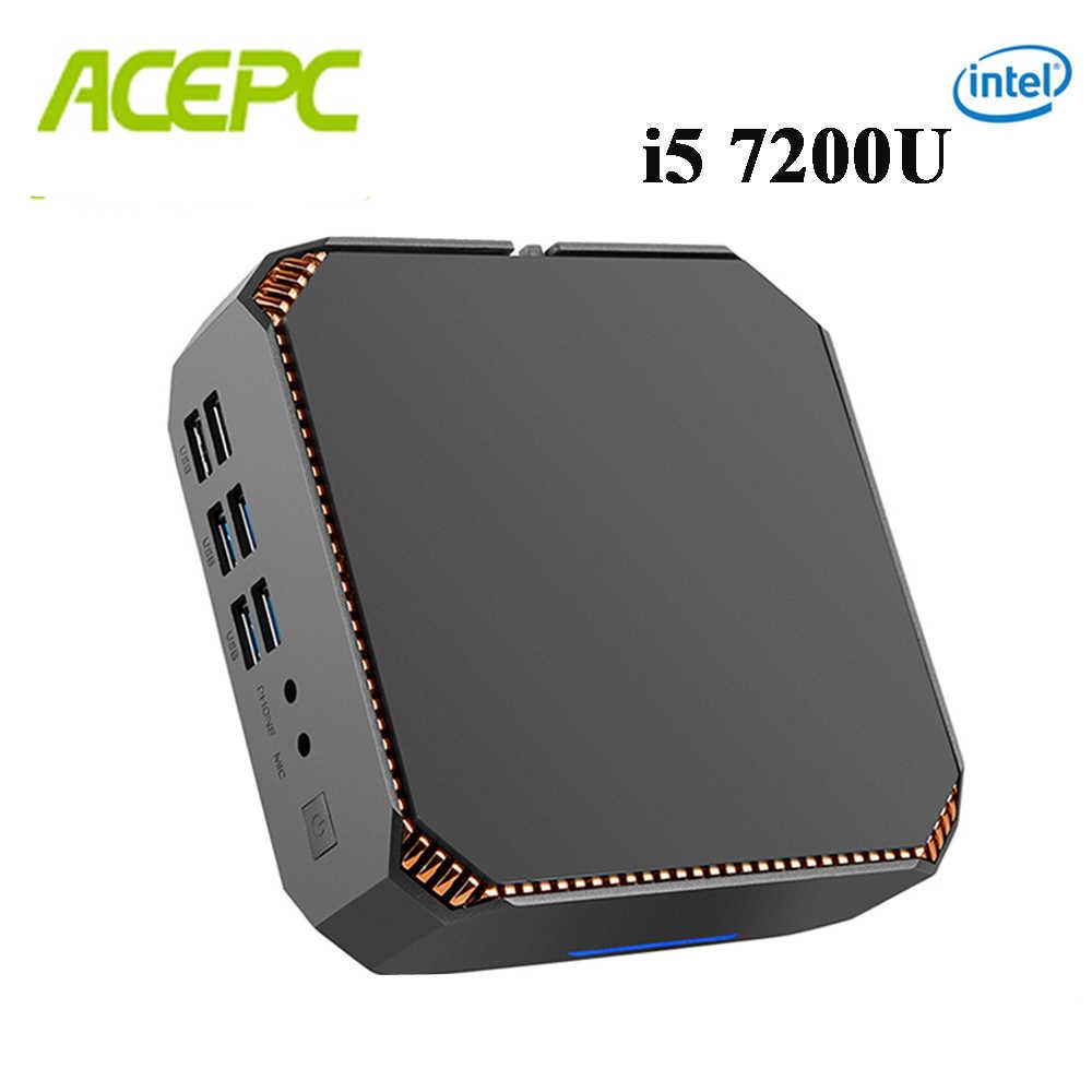 ACEPC CK2 Desktop Computer Mini PC Windows 10 Intel NUC Core