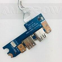 Original USB Board for ACER V3 571G V3 571 V3 551G V3 551 e1 531 Q5WV1 Q5WV8 E1 531 E1 571G  LS 7911P LS 8331P