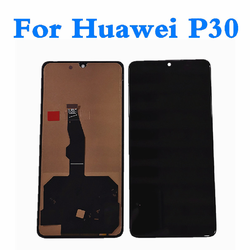 TFT <font><b>LCD</b></font> For Huawei <font><b>P30</b></font> <font><b>LCD</b></font> Display Touch Screen Digitizer Assembly For Huawei <font><b>P30</b></font> Screen Display Replacement image