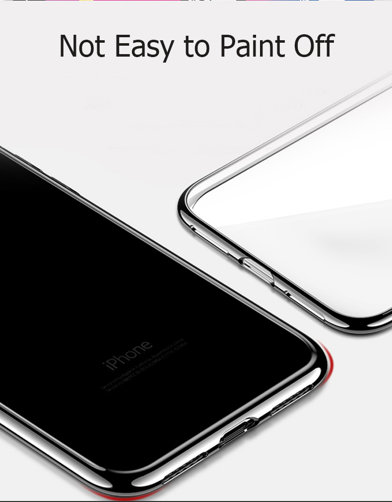 Bright Crystal Clear Case for iPhone 11/11 Pro/11 Pro Max 7