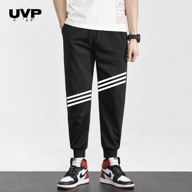 Brand Joggers Casual Sports Pants Men Gym Clothing Comfortable Male Tracksuit Bottoms Black Track Pants Mens Fitness Sweatpants 3