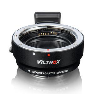 Image 3 - Viltrox EF EOSM elektronik otomatik odak lensi adaptörü Canon EOS EF/EF S Lens EOS M EF M M2 M3 M5 m6 M10 M50 M100 kamera